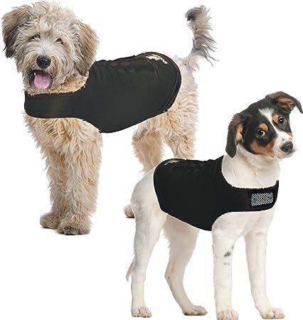 ZenPet ZenDog Anxiety Dog Vest Calming Compression Shirt Medium ...