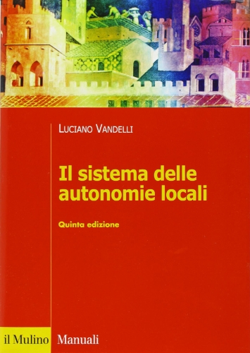 Il sistema delle autonomie locali