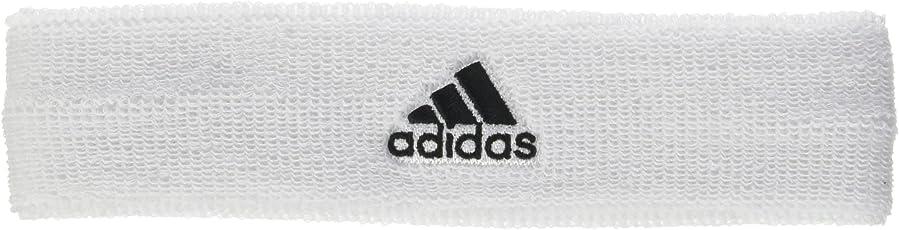 Adidas S97911OSFM Headband (White/Black)