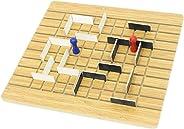 Akıl Zeka Strateji Oyun Seti Çantalı Koridor Oyunu