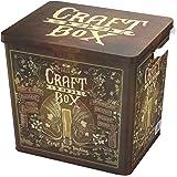Craft Bier Bierbox (12 unterschiedliche Biere 0,33l verpackt in einer hochwertigen Metallbox)