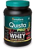 Himalaya Quista Pro Advanced Whey Protein Powder - 1kg (Coffee Mocha)