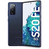 "Samsung Smartphone Galaxy S20 FE 5G, Display 6.5"" Super AMOLED, 3 Fotocamere Posteriori, 128 GB Espandibili, RAM 6GB…"