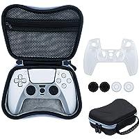 LYCEBELL Custodie Per PS5 Wireless Controller, Custodia Protettiva per PS5 DualSense Wireless Controller, Custodia…
