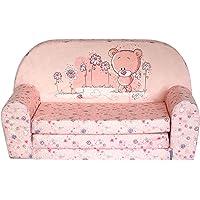 Fortisline Mini-canapé Enfant Sofa Motif Sweet Bear W386_04