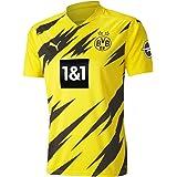 PUMA Herr Bvb Home Shirt Replica S W/Sponsor Logo W/Opel T-shirt
