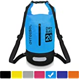 arteesol Waterproof Dry Bag, 5L/10L/20L/30L Waterproof Backpack Dry Sack Rucksack, Swim Bag with Adjustable Shoulder Straps,