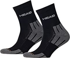 Head Performance Shorts Crew 3P - Calcetines para hombre, Pack de 3