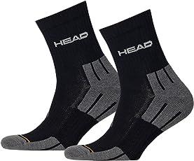 HEAD Herren Socken Performance Shorts Crew 3P