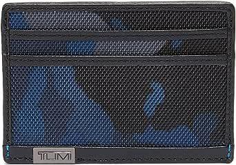 TUMI Men's Alpha Slim Card Case Wallet