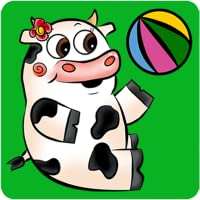 'The Little Cow Finds a Friend!' Interactive adventure.