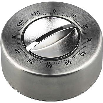 GSD Kurzzeitmesser, Edelstahl, silber