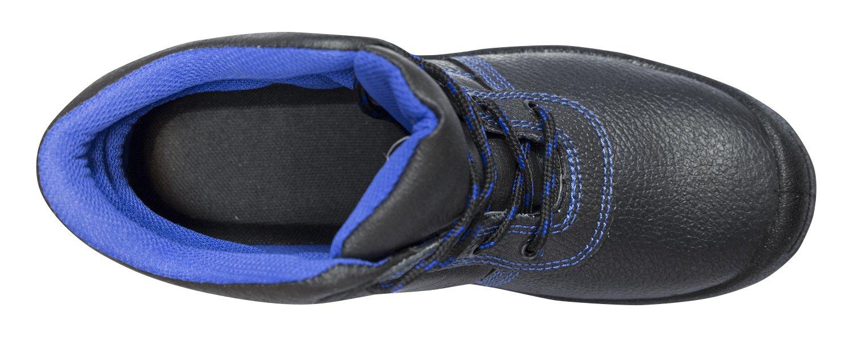 KERMEN – Calzado de seguridad S3 SRC Bota baja ligera Zapatos de trabajo Antideslizante Botines de protección también como zapato