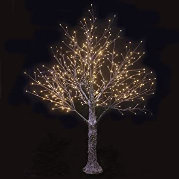 150cm brown snowy twig tree 448 warm white led lights xmas outdoor 150cm brown snowy twig tree 448 warm white led lights xmas outdoor decoration amazon kitchen home mozeypictures Choice Image