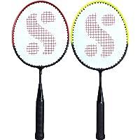 Toyshine Badminton Rackets for Children, Set of 2