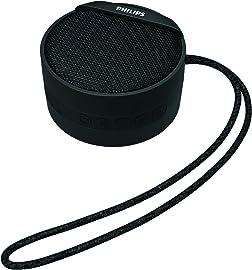 Philips IN BT40BK/94 Wireless Portable Speaker  Black