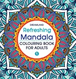 Best Books For Book - Refreshing Mandala - Colouring Book for Adults Book Review