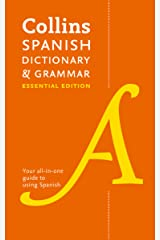 Collins Spanish Essential Dictionary and Grammar: Two books in one (Collins Essential Editions) Paperback