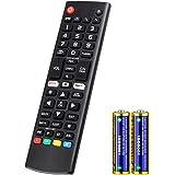 Universele afstandsbediening voor LG Smart TV LCD LED 3D HDTV AKB75095308 AKB75095307 AKB73715601 Compatibel met alle LG afst
