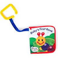 Baby Einstein, Explore & Discover Soft Book Take-Along Toy, Ages Newborn +