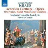 Aeneas In Carthage: Ouvertures, Int