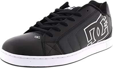 DC - Sneaker Net 302361 - Black Black Grey