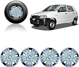 Auto Pearl 12-inch Wheel Cover Cap for Maruti Suzuki Alto (Set of 4)