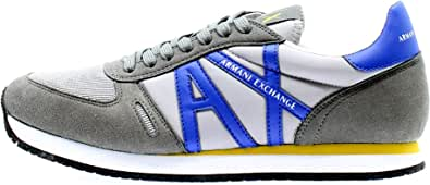 ARMANI EXCHANGE Sneaker Uomo MOD. XUX017XCC68 Grigio