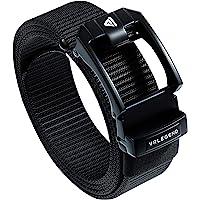 VRLEGEND Cintura Tattica Cricchetto Cinturone Militare Tattico Cinture Nylon Canvas 110cm-180cm Taglia Grossa con Fibbia…