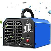 Generatore di ozono 6000mg / h Purificatore d'aria professionale di ozono con timer 180 minti adatto per abitazioni…