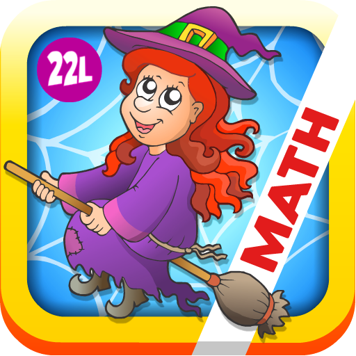 Math Bingo and Math Drills Challenge Learning Games for Pre-K to Fourth Grade - Halloween Adventure Basic School Math: Numbers, Addition, Subtraction, Multiplication and Division (Preschool Kids, Kindergarten, Grade 1, 2, 3 and 4) by Abby Monkey® (S Dora Halloween)
