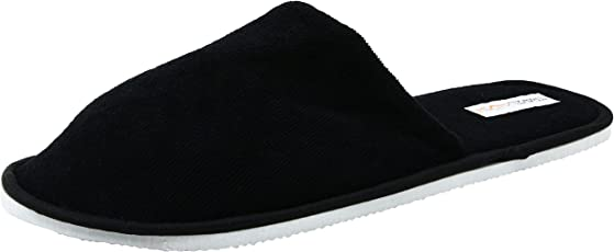 Travelkhushi Unisex Terry Cloth Flip-Flops and House Slippers