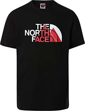 The North Face - Graphic 1 T-Shirt for Men - Standard Fit Tee - Crew Neck