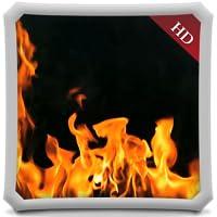 Yellow Fireplace Ambiance - Wallpaper & Themes