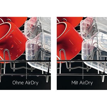Aeg Fue53600zm Geschirrspüler Teilintegriert