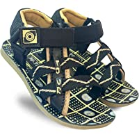 SMARTOTS Baby Kids Sandals with Comfortable Pullon Strap for Baby Boys/Girls Age 12 Months to 3.5 Years K-14