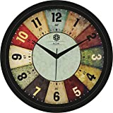 KK CRAFT Wall Clock for Living Room Analog Wall Clock Home Decor (RV545)
