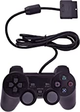 PS2 WIRED JOYSTICK(BLACK)