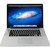 "Apple Macbook Pro 15"" Retina - Intel Core i7 2,6 GHz – 8GB – SSD 256GB - 2013 - Tastiera US RIMAPPATA Italiana (Reacondiciona"