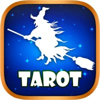 Tarot reading magic of cards!
