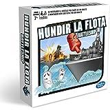 Hasbro Gaming - Hasbro Hundir La Flota, Gioco da Tavola, Multicolore, Unico (A3264B09)