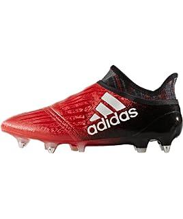 wholesale dealer 920f0 3c5b9 adidas X 16+ Pure Chaos FG - Crampons de Foot - RougeBlanc