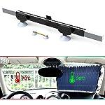 Retractable Car Windshield, lesgos Visor Sun Shade Auto Front Rear Side Window Universal Auto Sun Shade Cover for Most...