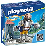 Playmobil - 6698 - Super4 - Sire ULF Le Garde Royal