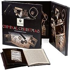 Peters Adventskalender 'Criminal Christmas', 1er Pack (1 x 225 g)