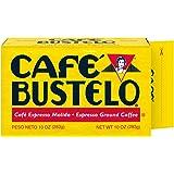 Cafe Bustelo Cafe Espresso Molido - Espresso Ground Coffee Brick (1 Pack x 283g Brick)