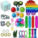 fidget toys pakket, Sensory Fidget Toys Set voor kinderen en volwassenen, antistressspeelgoedset, speciaal speelgoedassortime