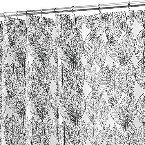 mdesign-leaf-cortina-de-tela-para-cubiculo-de-ducha-180-x-180-cm-negro-blanco