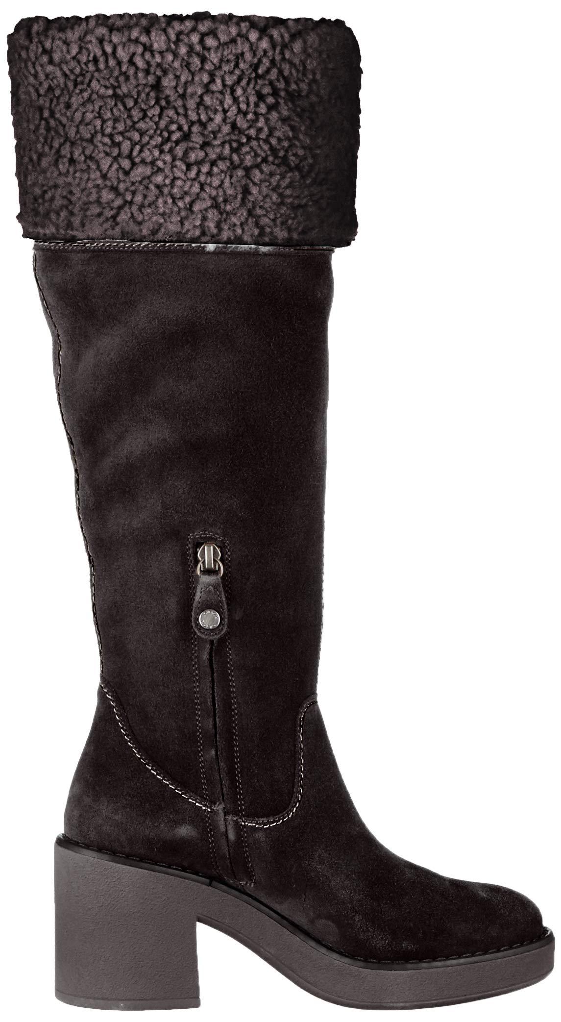 Geox Damen D Adrya Mid B Hohe Stiefel 6