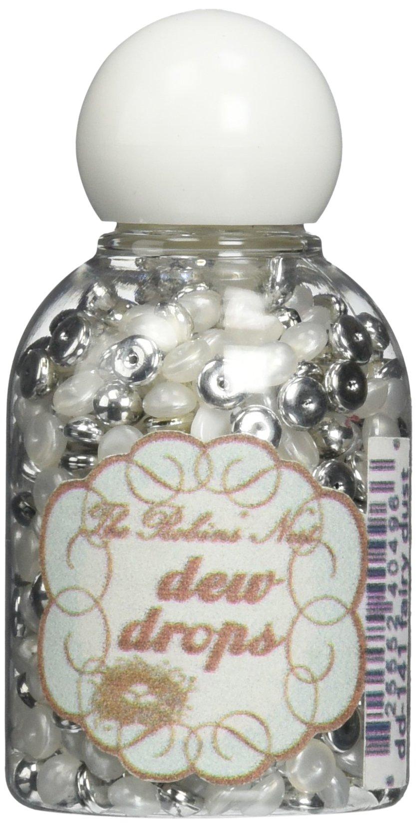 Rugiada gocce piccole bottiglie-polverina
